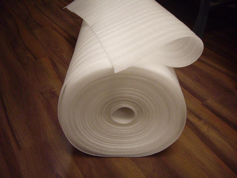 ฟิล์มโฟมรองพื้น-PE-Foam