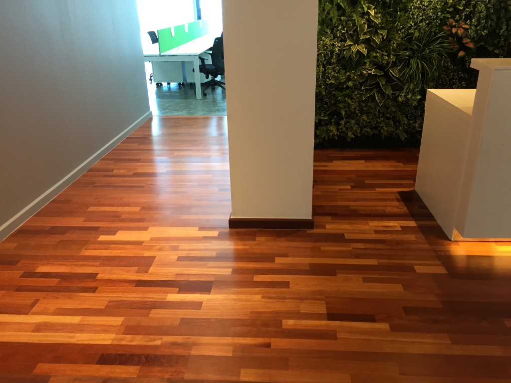 Kempas Wood Flooring